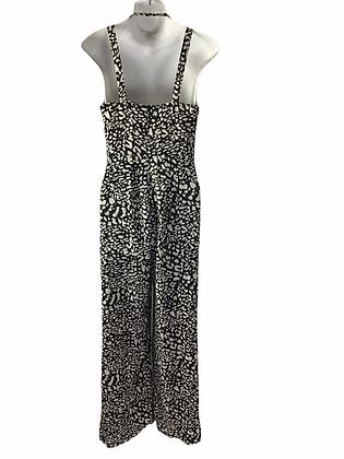 Item #75 Black & white leopard one piece