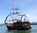 A História do Barco Pirata