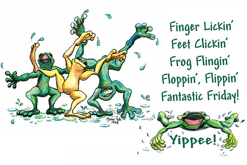 Friday Frogs