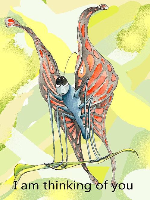 Butterfly Attitude