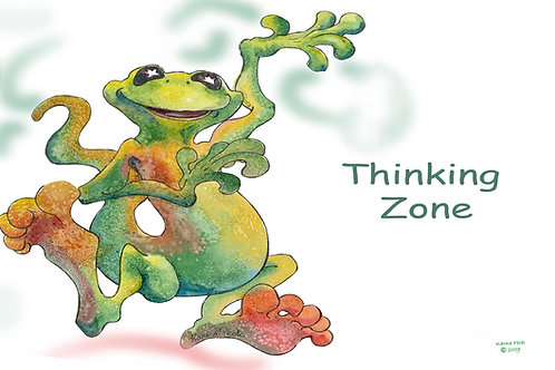 Thinking Zone Polliwog