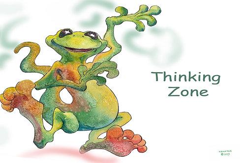 Thinking Zone Polliwog