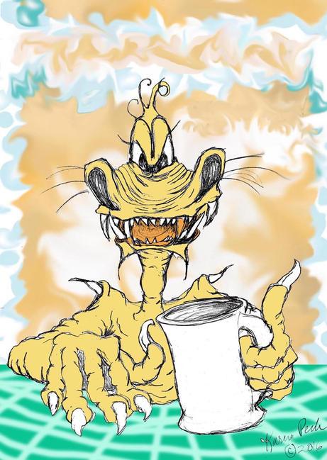 Dragon needs coffee fix.jpg