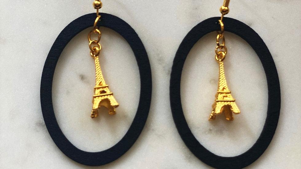 Bonjour Earrings