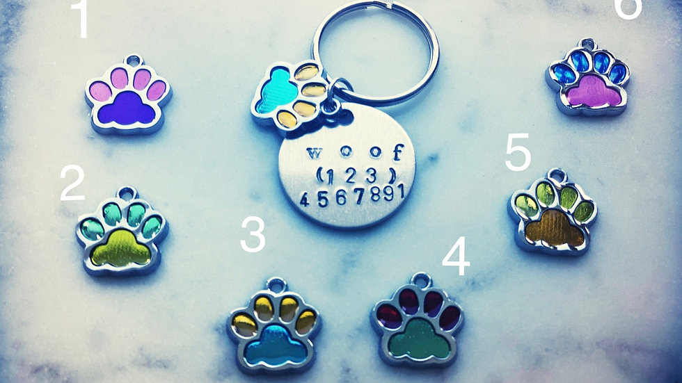 Personalized Dog Tags (custom)