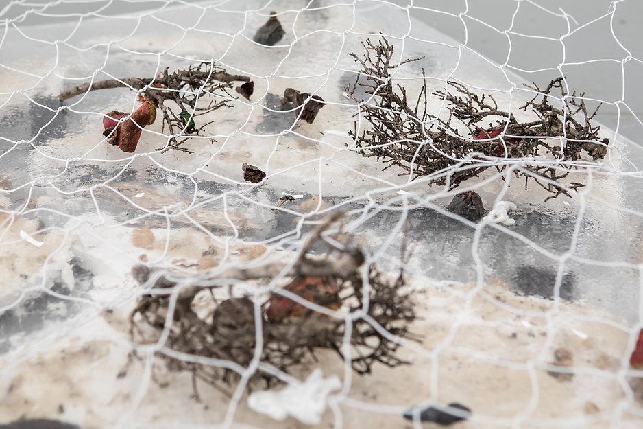les cailloux des plages souterraines