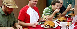 Paul Bunyan Burger Challenge