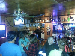 Busy Night At The Bar