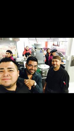 An Amazing Staff