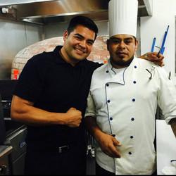 Luis & Chef Saul