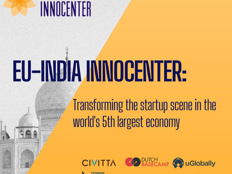 EU-India InnoCenter To Open In 2021