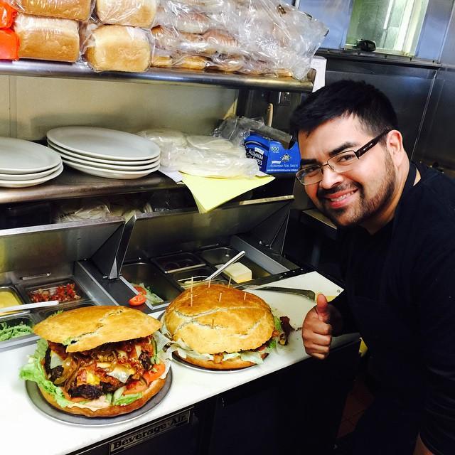 Paul Bunyan Burgers