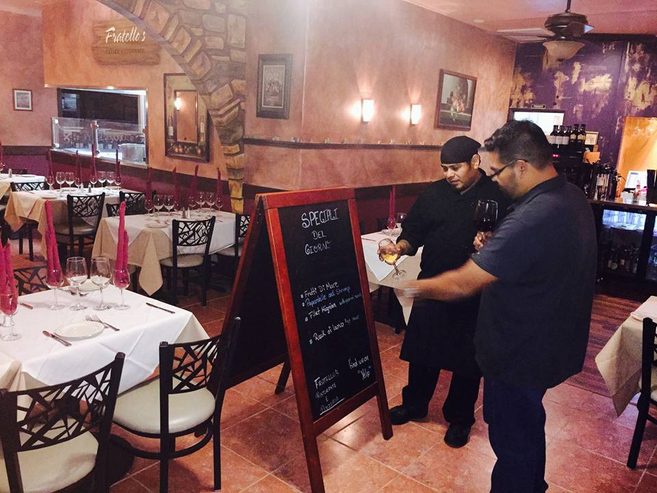 Planning The Daily Specials