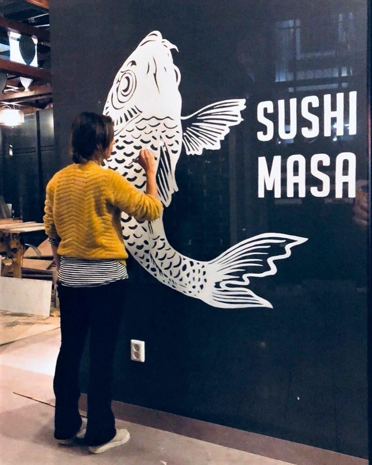 Sushi Masa Rotterdam