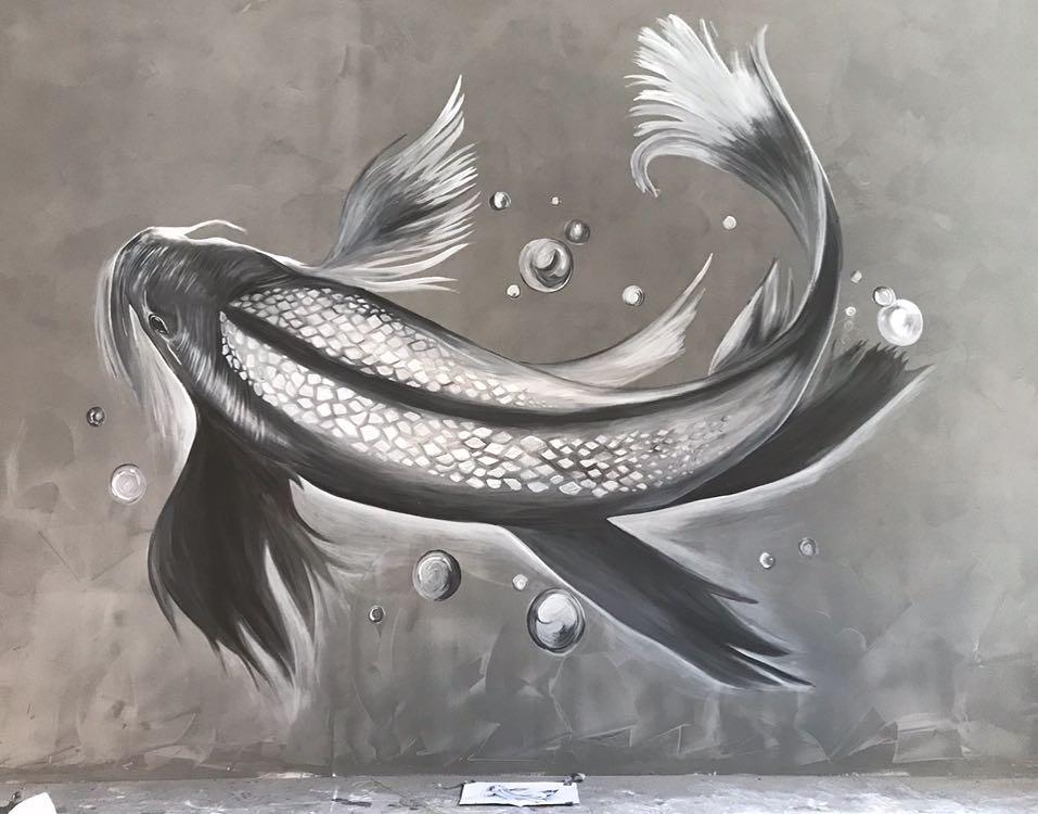 Mural Mo-Jo Hilversum