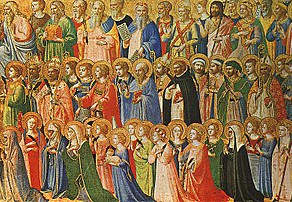 On the Feasts of All Saints' and All Souls'