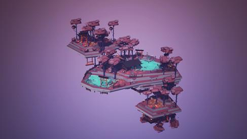 Tiny Islands