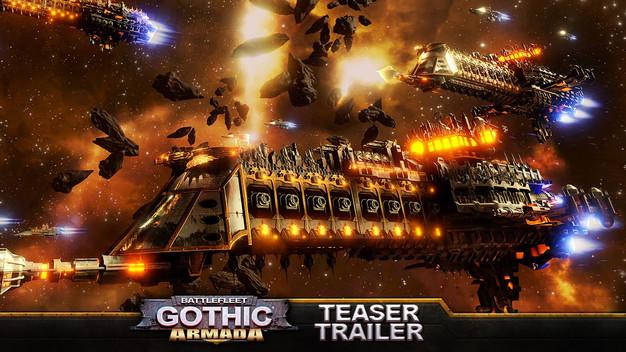 Battlefleet Gothic Armada : Teaser