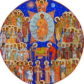 All Saints' and the Kingdom of God