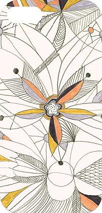 Coque motif géométrique