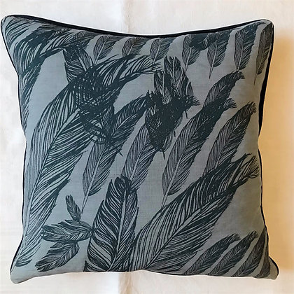 Coussin plumes 50 x 50