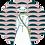 Thumbnail: Badge femme de dos