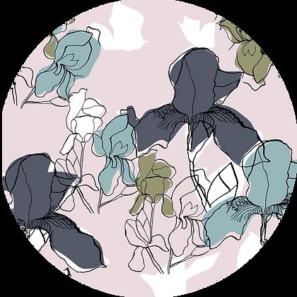 Miroir iris