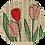 Thumbnail: Badge tulipes