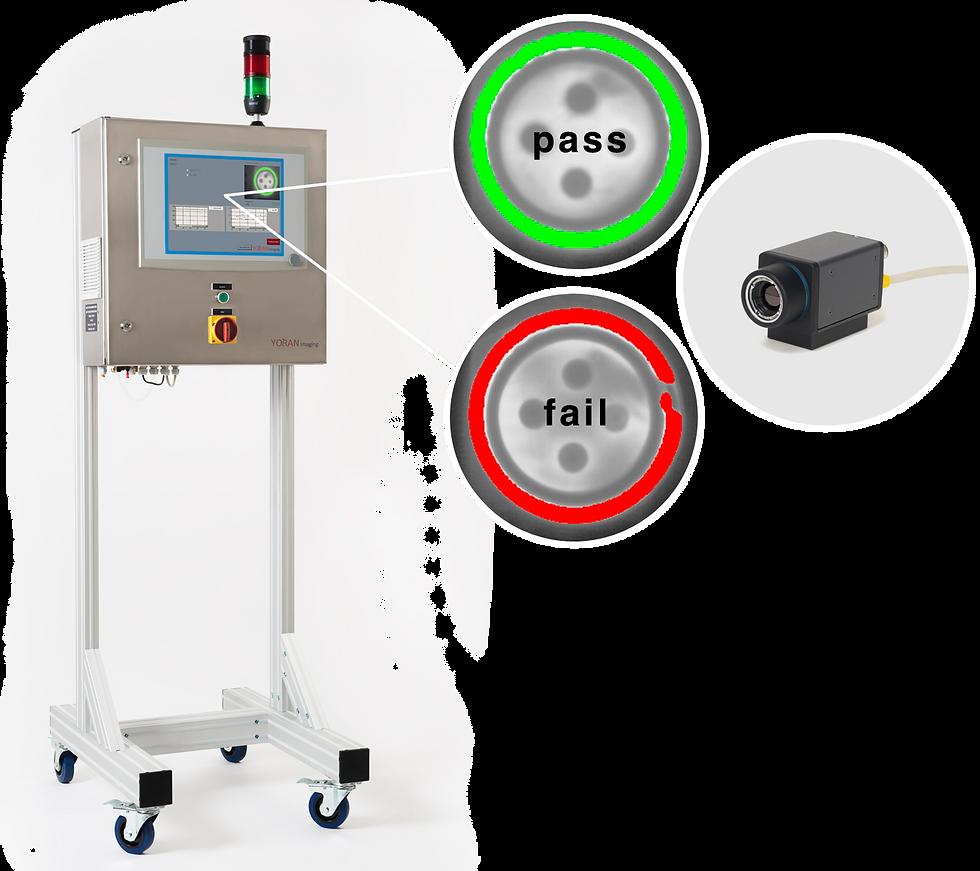 PAN - Heat sealing monitoring