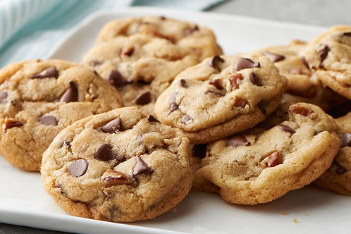 Chocolate Chip Cookies - 4 pack