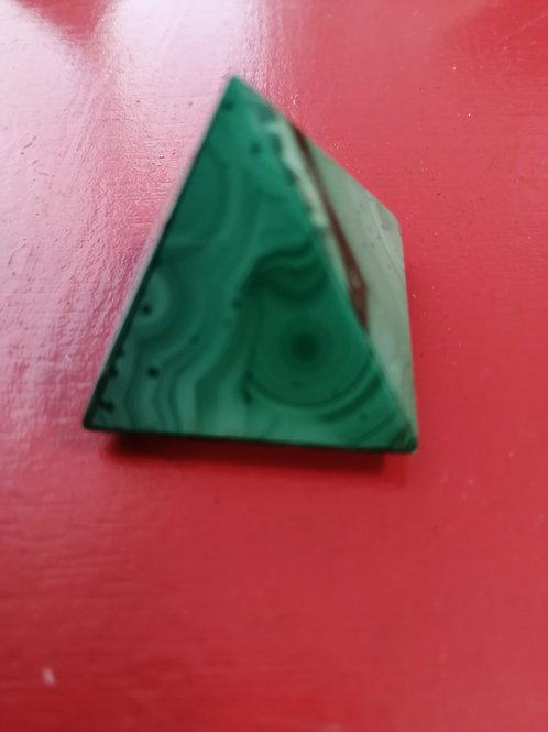 Malachite Pyramide