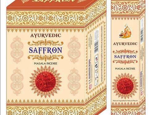 Encens Ayurvedic Safran 15g