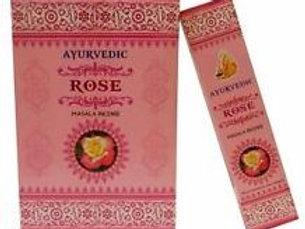 Encens Ayurvedic Rose