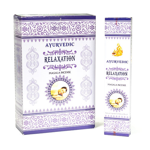 Encens Ayurveda masala Relaxation