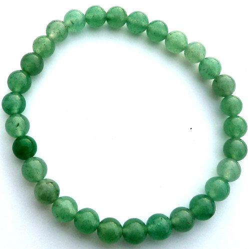 Aventurine verte perles Bracelet