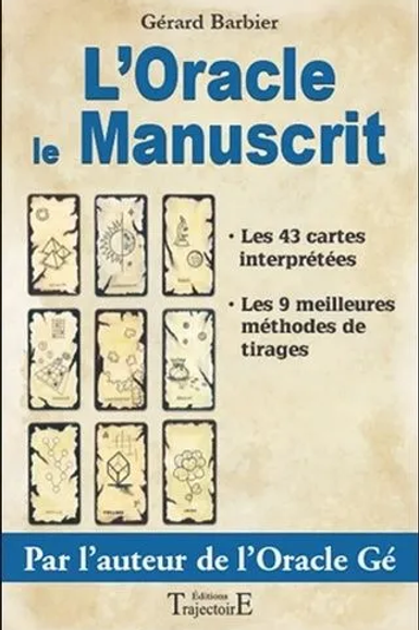 l oracle le manuscrit  le Livre
