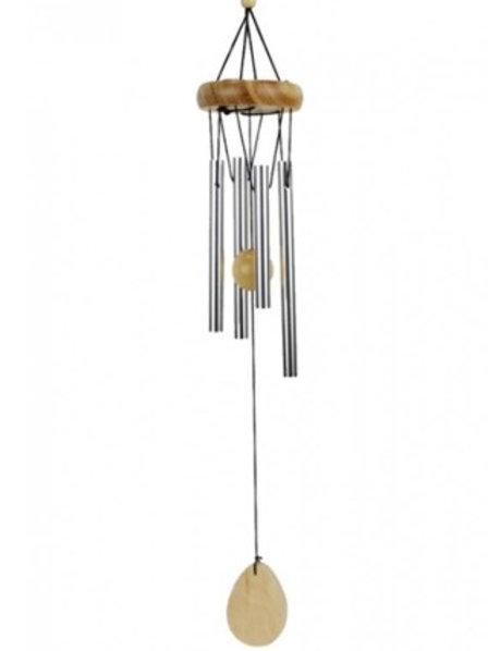 Carillon à vent 4 tubes et bois
