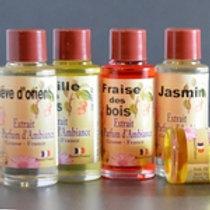 Parfum de l'extrait : Fleur d'oranger