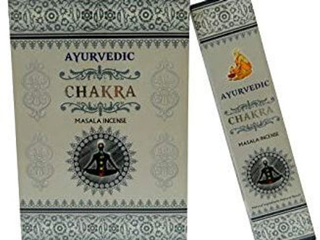 Encens Ayurvedic Chakras 15g
