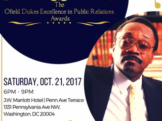 Black Public Relations Society D.C. Celebrates the Legacy of Ofield Dukes