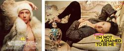 Johnny Weir-People Magazine
