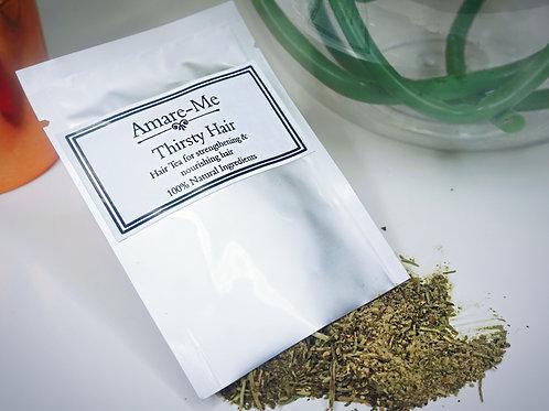 Thirsty Hair (Ayurveda Tea Rinse)
