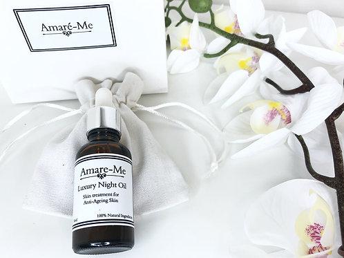 Luxury Night Oil: Anti-Ageing skin (30ml)