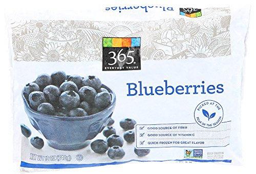 365 Everyday Value, Blueberries, 12 oz, (Frozen)