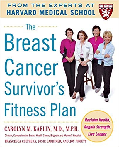The Breast Cancer Survivor's Fitness Plan (Harvard Medical School Guides)