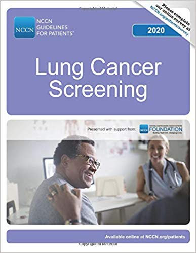 NCCN Guidelines for Patients® Lung Cancer Screening