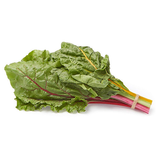 Organic Rainbow Chard, One Bunch
