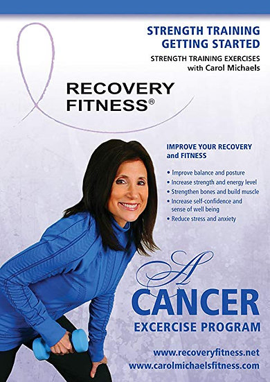 Cancer Exercise Strength Training for Cancer Patients and Cancer Survivors-Recov