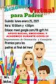 Parent Teacher Confetence Spanish.jpg