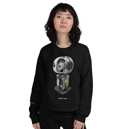 MAKI edu Iso X-ray Sweatshirt